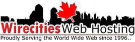 Wirecities Web Hosting
