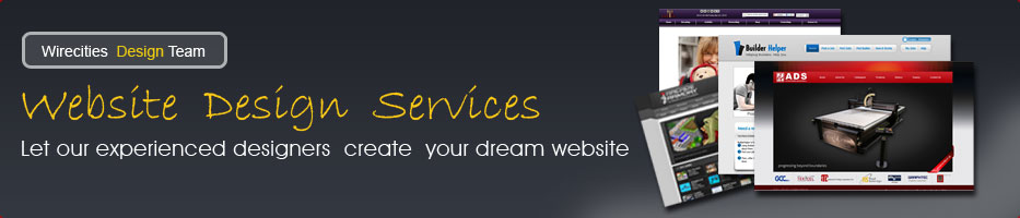 Wirecities Web Hosting Banner